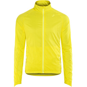 Cube Square Performance Windjacke Herren flash yellow